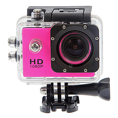 cheap Sports Action Cameras-SJ4000 Sports Action Camera Gopro vlogging Waterproof / Anti-Shock / All in One 32 GB 12 mp 4000 x 3000 Pixel Diving / Surfing / Universal 1.5 inch CMOS 30 m