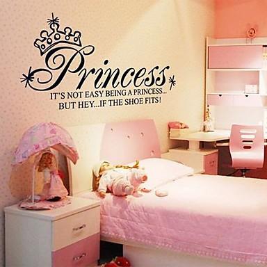 citater om prinsesser ord og citater af prinsesse ord Wall Sticker 2642441 2019 – $16.99 citater om prinsesser