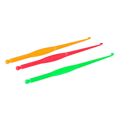 preiswerte DIY Spielzeug-baoguang®10pcs Regenbogen Farbe Webstuhl Haken (zufällige Farben)