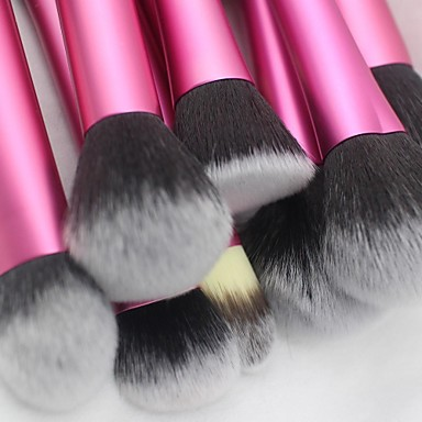 cheap Shop By Brands-Makeup Brushes Premium Synthetic Blush Eyeshadow Lip Make up 20Pcs Brush Set Red blue gold 3 Different colors