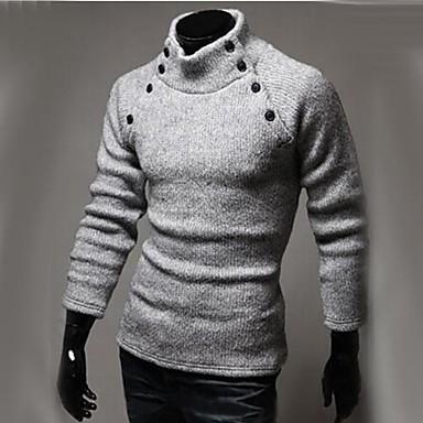 8703df88b4 férfi alkalmi divat kötött pulóver 1621018 2019 – $12.99