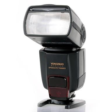 YONGNUO YN565EX Speedlite for Nikon DSLR / E-TTL / Wireless Flash - Black 1604424 2019 – $107.99