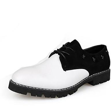 fb4a0d1a81f pánské boty na nízkém podpatku utěšit kožené Oxfords se šněrovací boty více  barev k dispozici 1874288 2019 –  24.99