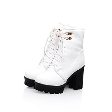 dámské boty platforma tlustý podpatek kotníkové boty více barev k dispozici  1832226 2019 –  37.99 ea9dc45552