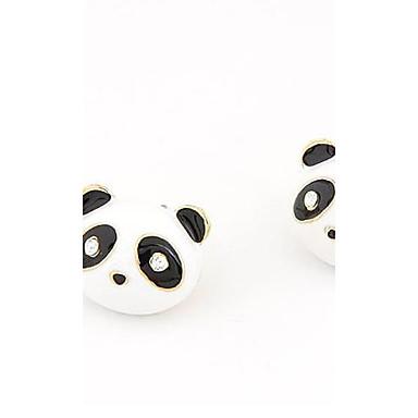 levne Dámské šperky-Náušnice Panda Zvíře dámy Přizpůsobeno Klasické Módní Náušnice Šperky Pro Párty