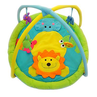 preiswerte Babyspielzeug-weiche Krabbelspielmatte Tier Teppich für Kinder
