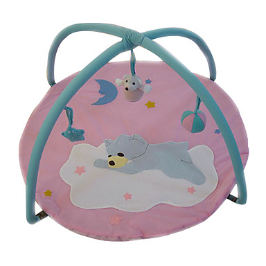 preiswerte Babyspielzeug-Kinder-weiche kriechende Spielmatte Bildungs Hund Teppich