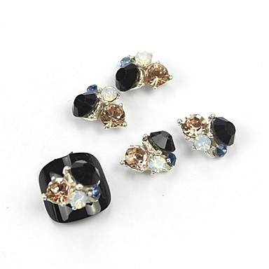 Metal Nail Jewelry Finger Toe nail art Manicure Pedicure Abstract / Classic Daily