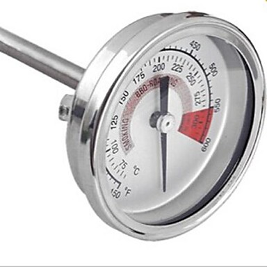 Nice grillfestbbq pit grill termometer mäta 300 ° C 1824473 2019 – $7.99 MY34