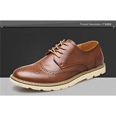 Calzature & Accessori casual marrone chiaro per uomo JkWwd23b4