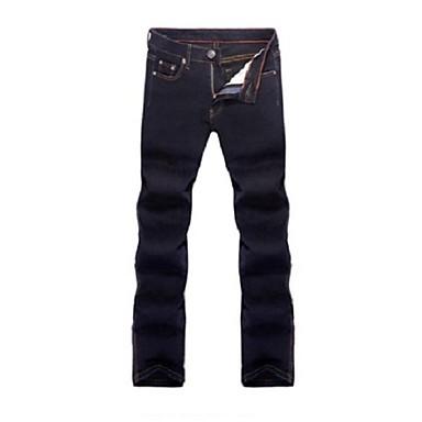 mode montée hommes nouvelle jeans mi 2014 Zipper mouche des lavé 154fqx6Znx