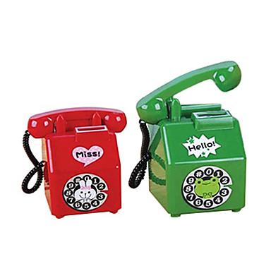 preiswerte Urlaubszubehör-lustige alte Telefon Form Sparkasse Spielzeug für Geschenke
