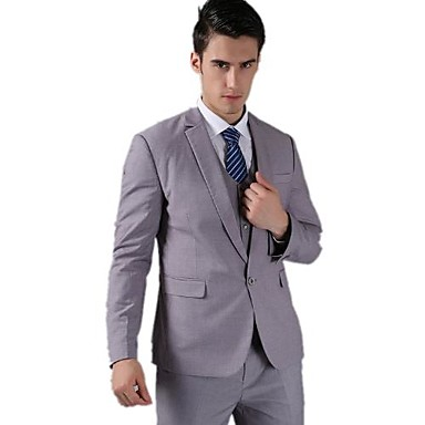 f293dd1beff6 κλασσικά ανδρικά απλό στυλ ταιριάζει Κορέας μόδας λεπτή κοστούμι (σακάκι +  παντελόνι + γιλέκο) 1929424 2019 –  106.39