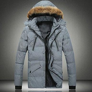 87823f3401 férfi új téli divat kapucnis vásárolni pamut bélelt ruha kabát 2012071 ...