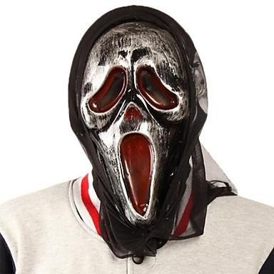 voordelige Maskers voor de feestdagen-Halloweenmaskers Muovi Latex Kumi Horrorthema Volwassenen