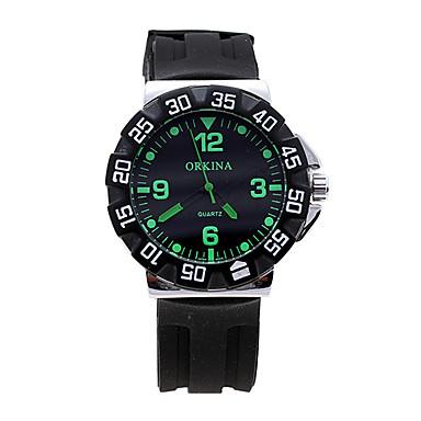 7e23f159d v6 orkian Shaopeng černé gumové fashion volby quartz pánské sportovní  náramkové hodinky z nerezové oceli waterpoof orn0227 2217253 2019 – $33.30