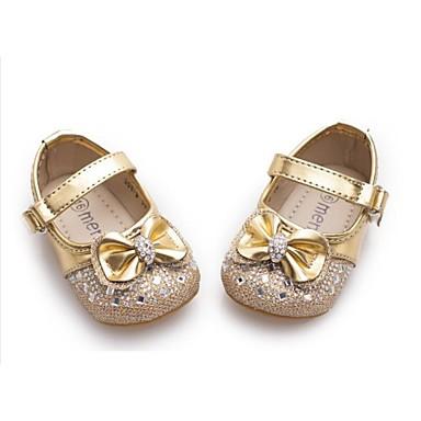0ae9187cf Zapatos de bebé Informal Cuero Artificial Bailarinas Rojo Plateado Dorado  1936680 2019 –  14.99