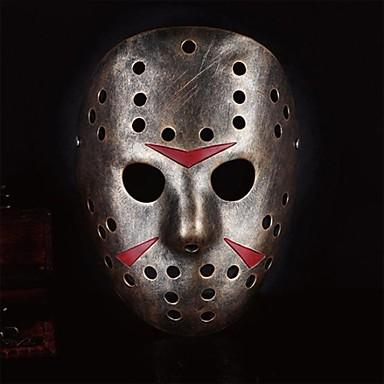 levne Masky-Halloweenské masky Polykarbonát Jídlo a nápoje Dospělé