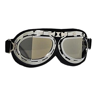 7b7811ab89ad mærke fold goggle hjelm motorcykel scooter motorcykel briller sikkerhed  goggle sølv glas 2011962 2019 –  6.99