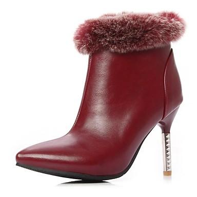 ab4188bc92c γυναικεία μποτάκια μπότες παπουτσιών μόδας ψηλό τακούνι με φερμουάρ  περισσότερα χρώματα διαθέσιμα 2258816 2019 – $32.99