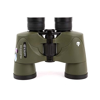 Esdy 8X50 Binoculars Waterproof Military Tactical Weather Resistant Hunting General use BAK4 Fully Multi-coated 357ft/1000yds Central