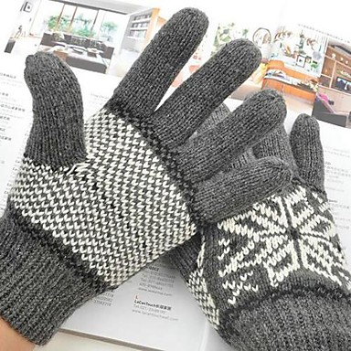 183aa88b3d8 pánské zimní teplé pletené rukavice 2055961 2019 –  17.84