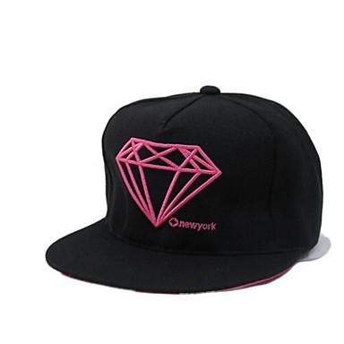 unisex diamant venkovní plochou po hip-hop čepici 2067524 2019 –  8.39 d045edf98f