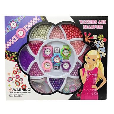 preiswerte Bügelperlen-Kinder frühe Lernspielzeug Spielzeughandwerk Uhrenarmband Uhrenarmband