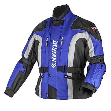 duhan® férfi súrlódásmentes és szélálló motoros cirkáló kabát levehető pamut  béléssel 2426234 2019 –  59.99 d602df3bc3