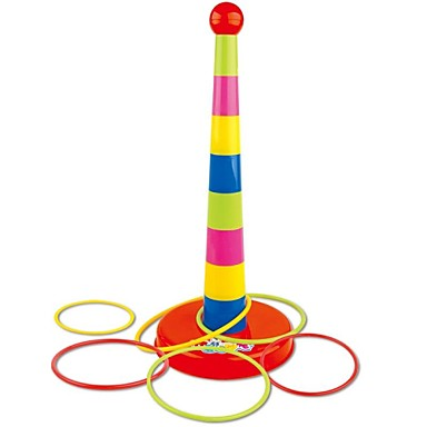 färgrika roliga loopar bebis leksak tidig barndom pedagogiska leksaker palying i vatten leksaker