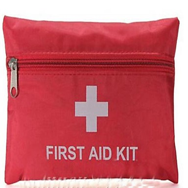 Outdoor Travel Emergency Survival FIRST AID KIT Bag