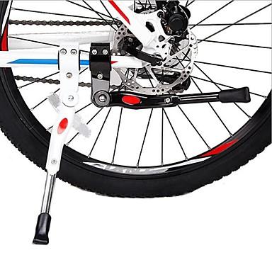 billige Sykkeltilbehør-Sykkelstøtte Justerbare Sykling Til Vei Sykkel Fjellsykkel Sykling Aluminiumslegering Hvit Svart