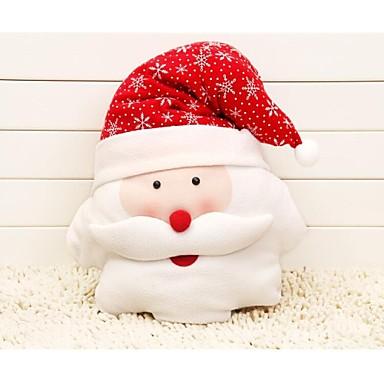 stora storlek tecknade barn jultomten kudde docka julklapp (1 st)