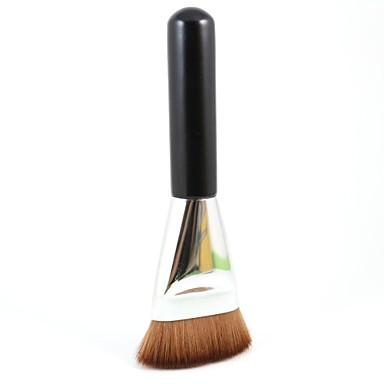 Professionell Makeupborstar Andra borstar 1 Resan blandning Premium felfri polering stippling Concealer Syntetiskt Hår / Artificiella Fiber-borstar för Kaki Flytande Puder