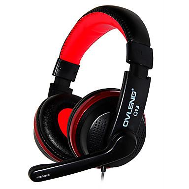 ovleng q13 usb stereo headset gaming headphones wire earphone with rh lightinthebox com