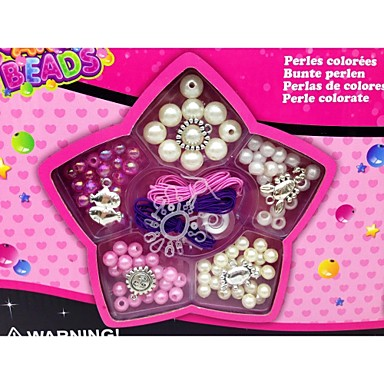 preiswerte Bügelperlen-Handwerk gesetzt Kleinkind Kleinkind Schmuck Lernen& Bildung lustige Puzzle Baby Perlen