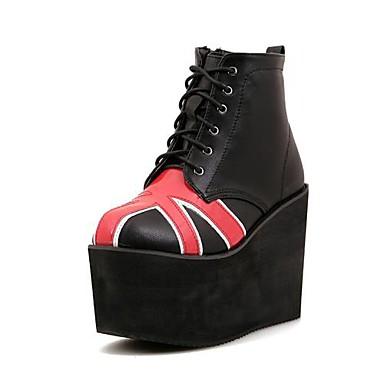 női cipők divat csizma sarka ék bakancsok 2289849 2019 –  37.99 47f58b881b