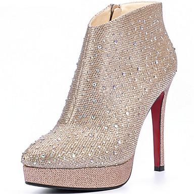 γυναικεία παπούτσια μυτερό toe μποτάκια ψηλό τακούνι παπούτσια του γάμου  περισσότερα χρώματα διαθέσιμα 2312562 2019 –  59.99 45304740796