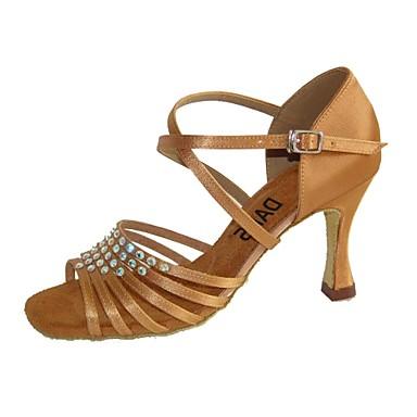 sandály latin dámské Stiletto podpatku saténové boty tance 2228823 2018 –   44.99 9d27306fbb