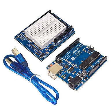 cheap Electrical Equipment & Supplies-Uno R3 Kit Development Board Kit For (For Arduino)