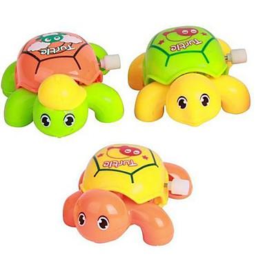 sköldpaddan vind upp leksaker (färg slumpvis)
