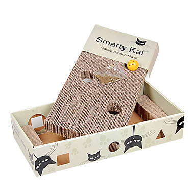 [$19 99] Chew Toy Scratch Pad Paper For Cat Toy