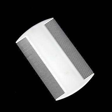 PET-plast dubbelsidig loppan kammen