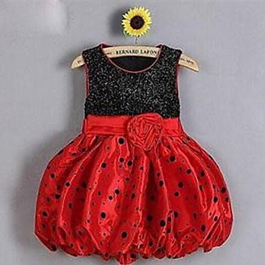 červená a černá Tutu šaty děti vánoční kostým 2425429 2019 –  34.99 edb663e1e7