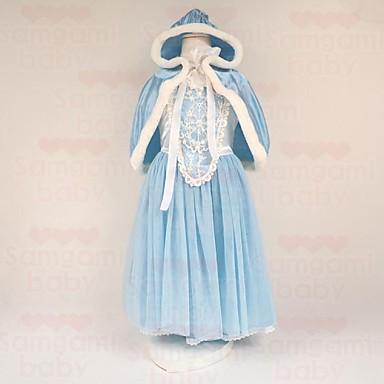 87a9723a ailaike® jenter klær 2014 frosset cape elsa kjole anna kjole frosset  kostyme kappe vestidos 2488871 2019 – $58.00