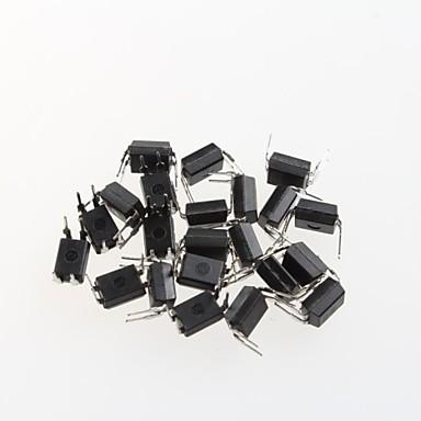 optokopplare PC817 (10 råttor)