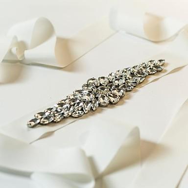 f929f7b7b7 kézzel készített rhineston elefántcsont esküvői menyasszonyi ruha öv /  szárny 2399976 2019 – $49.99