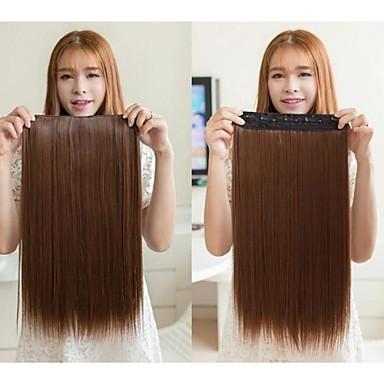 klip hår