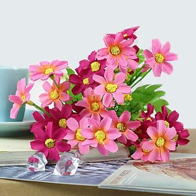 11 8 L Conjunto De 1 Naturales 28 Cabezas De Flores De Tela