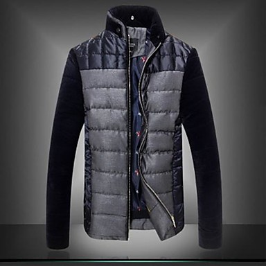 63092bfdd6 férfi divat állvány galléros alkalmi vékony kabát 2590671 2019 – $125.99